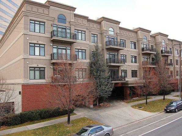Salt Lake City UT Condos Apartments For Sale