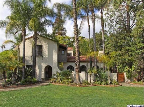 E Villa St Pasadena Ca