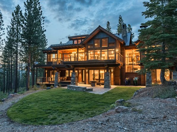 Modern mountain homes for sale