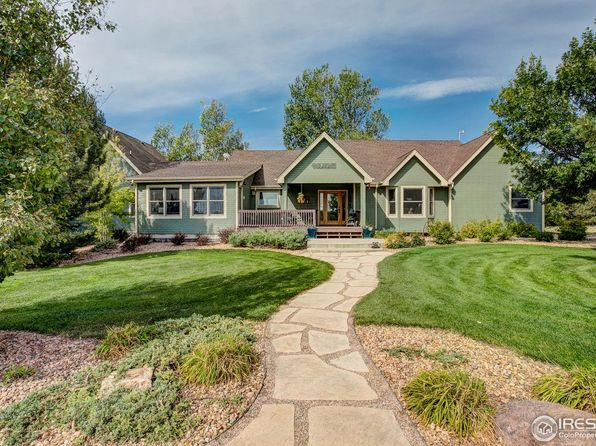Horse Barn - Fort Collins Real Estate - Fort Collins CO