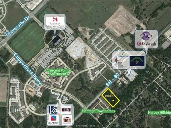 College Station Tx Land Lots For Sale 161 Listings Zillow