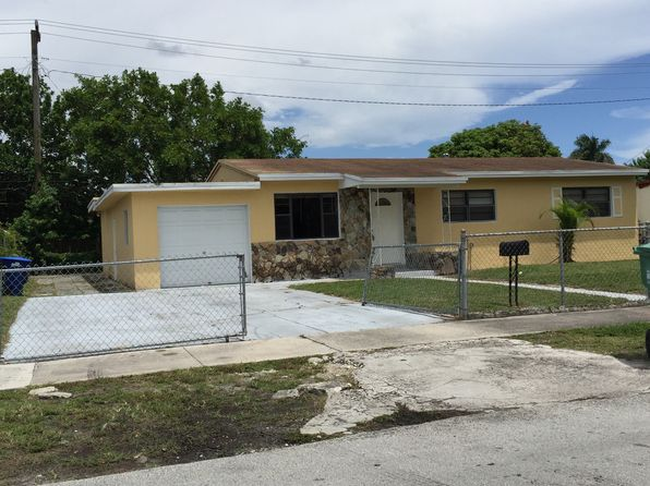 Houses For Rent In Miami Gardens Fl 44 Homes Zillow
