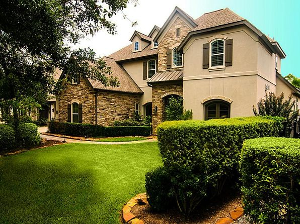 Alden bridge the woodlands waterfront homes for sale 0 for Alden homes