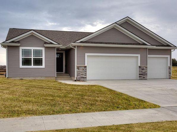 Large Garage Elkhart Real Estate Elkhart Ia Homes For