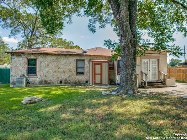 Stone Exterior Olmos Park Terrace Real Estate 2 Homes For Sale Zillow