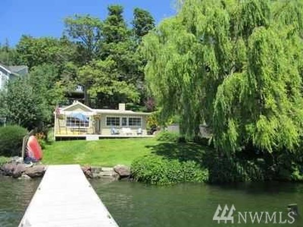Swell Waterfront Mercer Island Real Estate Mercer Island Wa Beutiful Home Inspiration Ommitmahrainfo