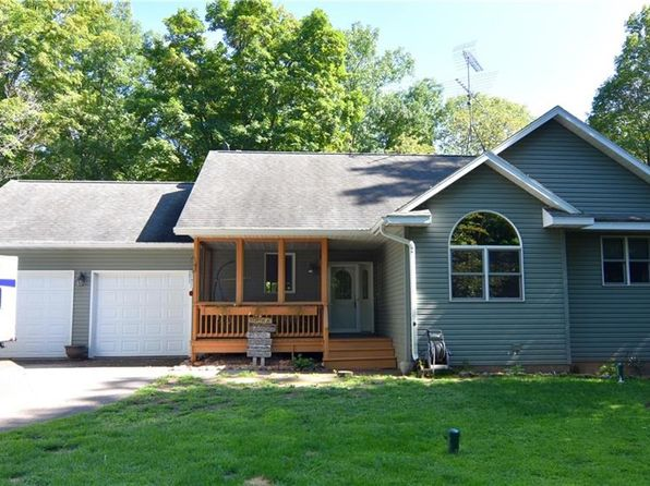 Waterfront - Birchwood Real Estate - Birchwood WI Homes For