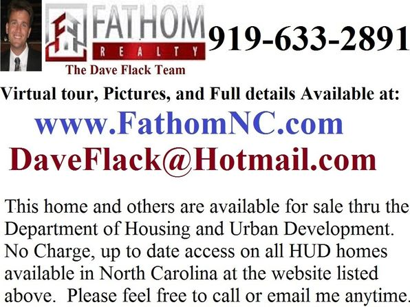 Zebulon NC Foreclosures & Foreclosed Homes For Sale - 13