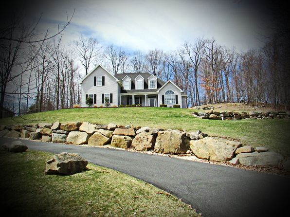 4 bed 3 bath Single Family at 17 Stonehedge Ln Byram Township, NJ, 07821 is for sale at 460k - 1 of 26