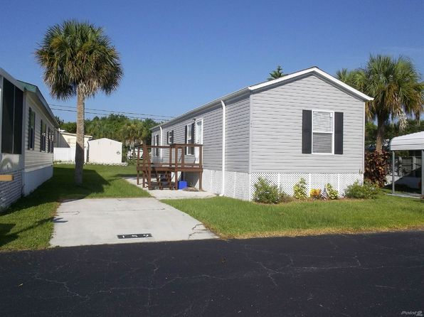 2 bed 2 bath Mobile / Manufactured at 159 Phyllis Dr Sebastian, FL, 32958 is for sale at 46k - 1 of 8