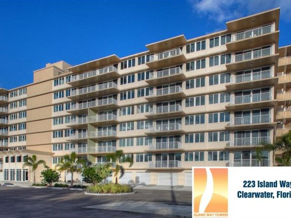 2 bed 2 bath Condo at 223 Island Way Clearwater, FL, 33767 is for sale at 399k - 1 of 16