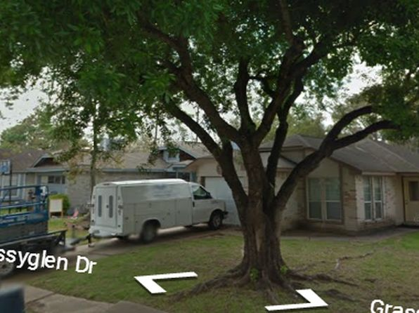 2 bed 2 bath Single Family at 11119 Grassyglen Dr Houston, TX, 77064 is for sale at 105k - google static map