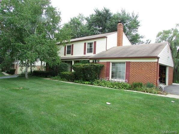 4 bed 3 bath Single Family at 4293 Old Dominion Ct West Bloomfield, MI, 48323 is for sale at 325k - 1 of 59