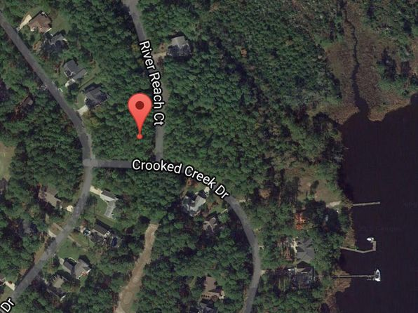null bed null bath Vacant Land at 903 Crooked Creek Dr New Bern, NC, 28560 is for sale at 17k - google static map