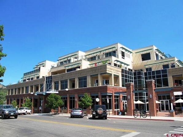 2 bed 2 bath Condo at 1201 Main Ave Durango, CO, 81301 is for sale at 575k - 1 of 34