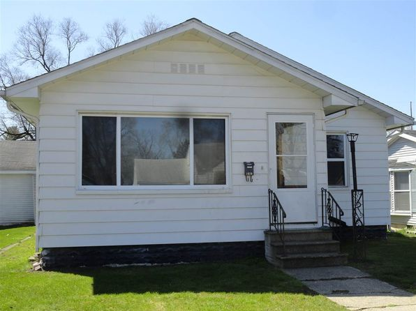 2 bed 1 bath Single Family at 1029 Concord Ave Elkhart, IN, 46516 is for sale at 46k - 1 of 14