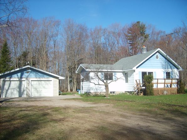 2 bed 1 bath Single Family at 8961 Ee.25 Rd Rapid River, MI, 49878 is for sale at 100k - 1 of 35