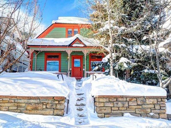 3 bed 2 bath Single Family at 539 PARK AVE Park City, UT, null is for sale at 1.40m - 1 of 84