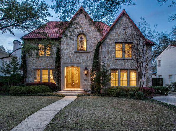 Recently Sold Homes In Highland Park TX