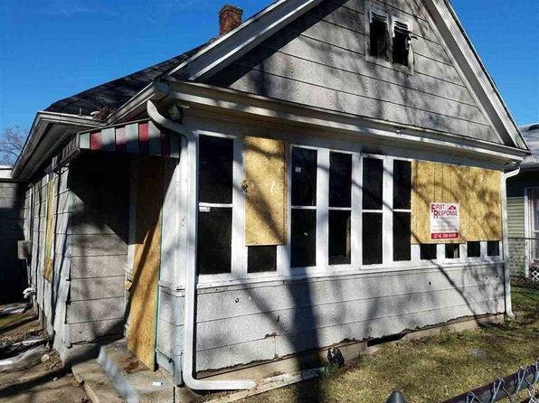 3 bed 1 bath Single Family at 1121 OAK PARK CT SOUTH BEND, IN, 46613 is for sale at 6k - google static map