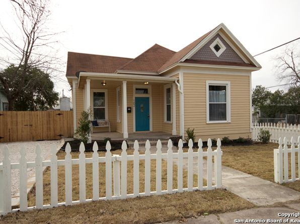 2 bed 2 bath Single Family at 102 Paul St San Antonio, TX, 78203 is for sale at 198k - 1 of 23