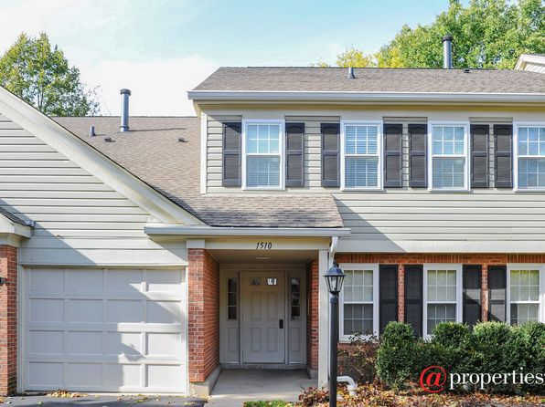 1 bed 1 bath Condo at 1510 Seville Ct Wheeling, IL, 60090 is for sale at 143k - 1 of 9