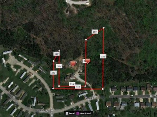null bed null bath Vacant Land at 0 Birch Dr Imperial, MO, 63052 is for sale at 16k - 1 of 2