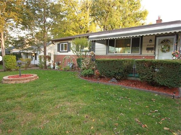 3 bed 1 bath Single Family at 35233 Glover St Wayne, MI, 48184 is for sale at 95k - 1 of 14