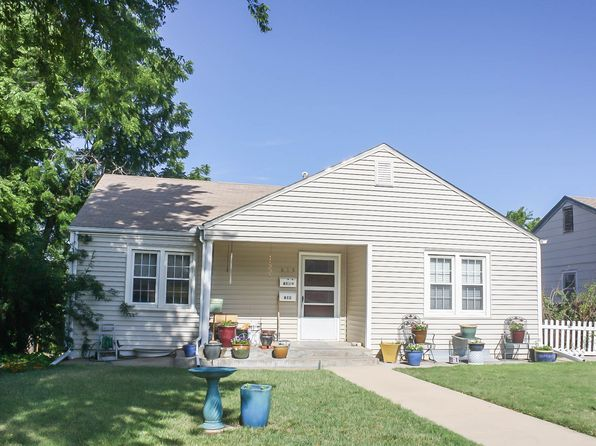 3 bed 2 bath Single Family at 615 Curtis St Pratt, KS, 67124 is for sale at 85k - 1 of 5