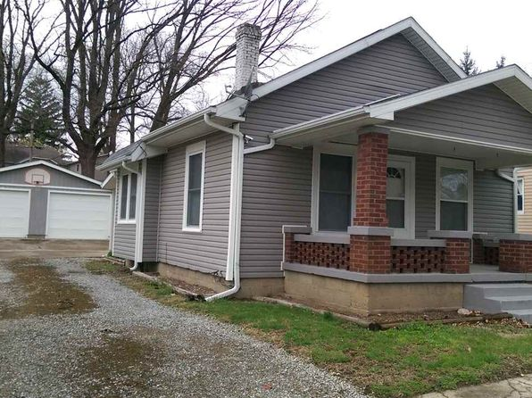 2 bed 1 bath Single Family at 142 S Adams St Knightstown, IN, 46148 is for sale at 70k - 1 of 17
