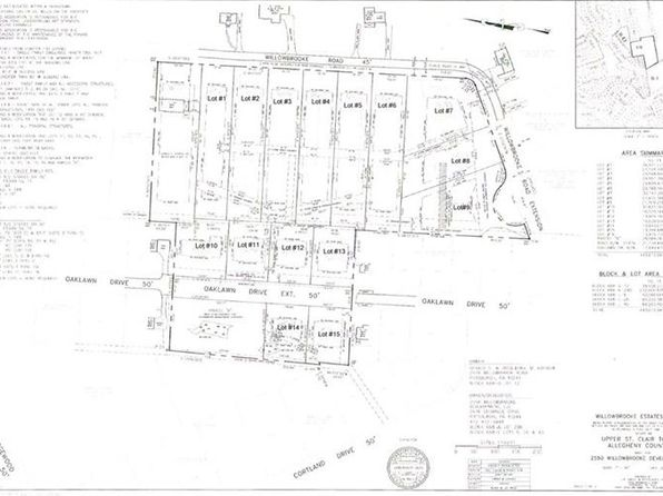 null bed null bath Vacant Land at  Lot # 13 Oaklawn Upper St. Clair, PA, 15241 is for sale at 175k - google static map