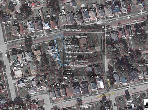 null bed null bath Vacant Land at 1729 11th Ave Huntington, WV, 25701 is for sale at 20k - google static map