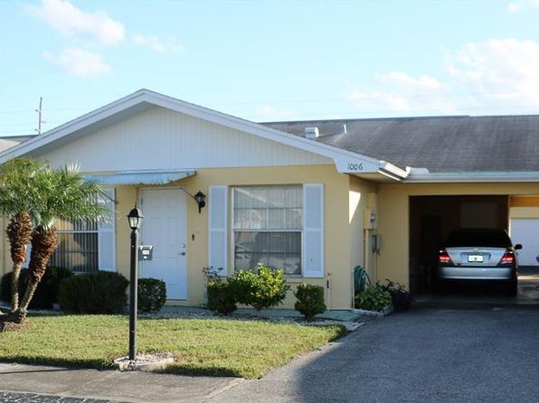 2 bed 2 bath Single Family at 1006 WARWICK CT SUN CITY CENTER, FL, 33573 is for sale at 105k - 1 of 11