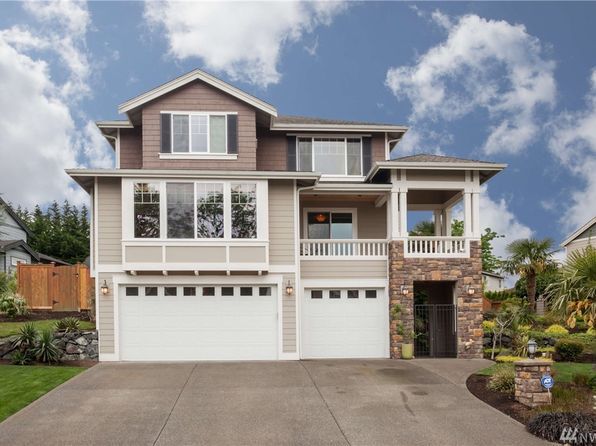 4 bed 3 bath Single Family at 21702 Quiet Water Loop Lake Tapps, WA, 98391 is for sale at 525k - 1 of 23
