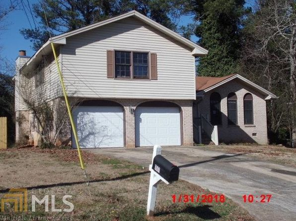 4 bed 3 bath Single Family at 1661 Oak Forest Dr SE Conyers, GA, 30013 is for sale at 105k - 1 of 5