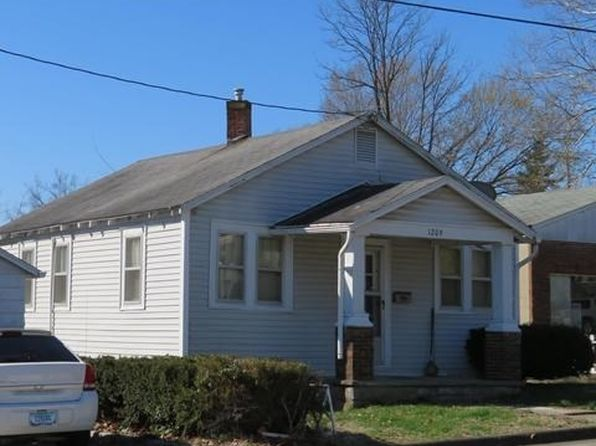2 bed 1 bath Single Family at 1209 Washington St Tell City, IN, 47586 is for sale at 23k - google static map