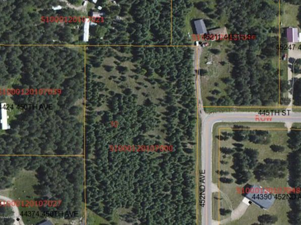 null bed null bath Vacant Land at  Xxx 452nd Perham, MN, 56573 is for sale at 37k - google static map