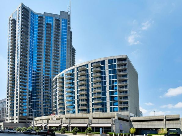 1 bed 1 bath Condo at 400 W Peachtree St NW Atlanta, GA, 30308 is for sale at 200k - 1 of 26