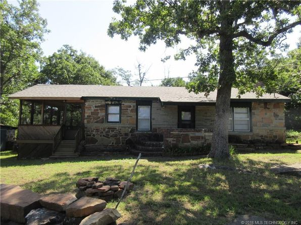 3 bed 1 bath Single Family at 466 Patricia Ave Eufaula, OK, 74432 is for sale at 85k - 1 of 35