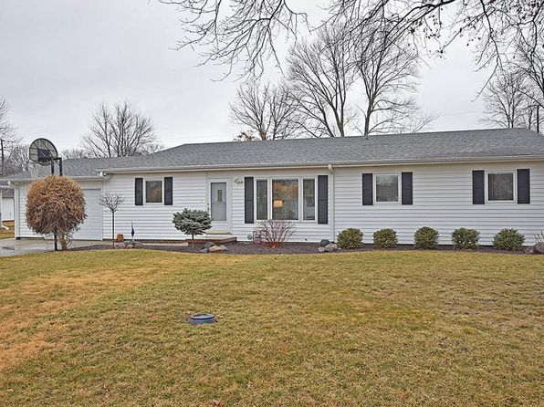 4 bed 2 bath Single Family at 530 Park Dr Mt Zion, IL, 62549 is for sale at 140k - 1 of 33