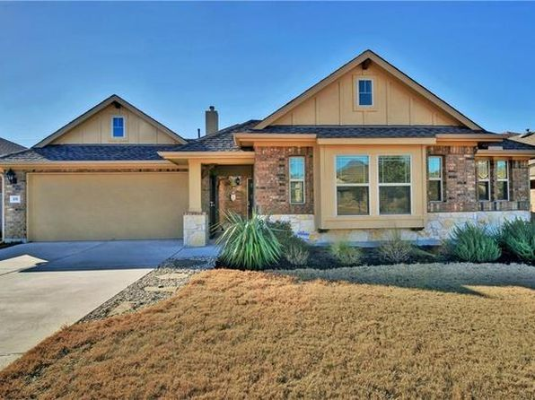 4 bed 3 bath Single Family at 201 Lismore St Hutto, TX, 78634 is for sale at 325k - 1 of 37