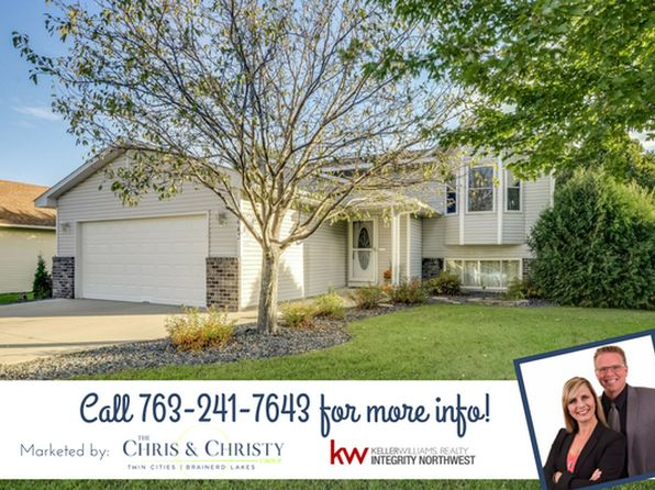 3 bed 2 bath Single Family at 14643 Helium St NW Anoka, MN, 55303 is for sale at 220k - 1 of 25
