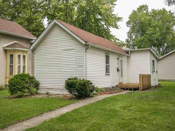 1 bed 1 bath Single Family at 1407 N 16th St Lafayette, IN, 47904 is for sale at 40k - 1 of 6