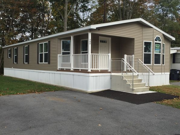 3 bed 2 bath Mobile / Manufactured at 107 Lewis Ct Washingtonville, NY, 10992 is for sale at 95k - 1 of 15