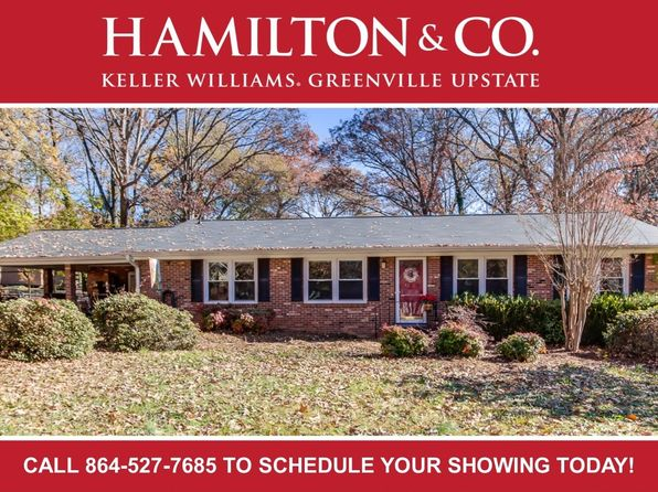 4 bed 2 bath Single Family at 11 Whitman Dr Taylors, SC, 29687 is for sale at 169k - 1 of 31