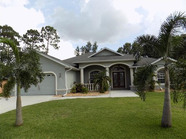 4 bed 2 bath Single Family at 23323 Garrison Ave Port Charlotte, FL, 33954 is for sale at 300k - 1 of 18