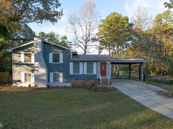 4 bed 5 bath Single Family at  Thornhedge Dr Riverdale, GA, 30296 is for sale at 140k - google static map