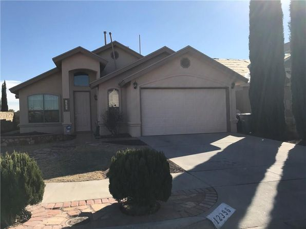 3 bed 2 bath Single Family at 12396 PASEO ALEGRE DR EL PASO, TX, 79928 is for sale at 150k - 1 of 23