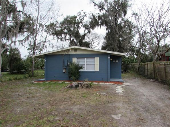 3 bed 1 bath Single Family at 1299 S Thompson Ave Deland, FL, 32720 is for sale at 95k - 1 of 20
