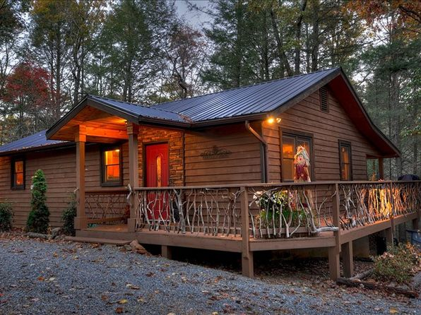 Blue ridge real estate blue ridge homes for sale for 2 bedroom log cabins for sale